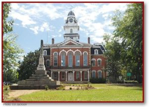 Hancock County Courthouse c. 2012